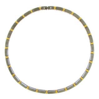 Boccia Titan Collier bicolor 0845-02