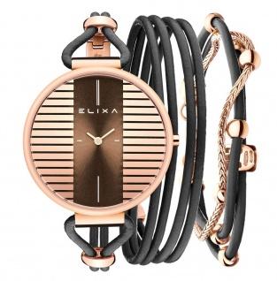 ELIXA Damenuhr Finesse E133-L565-K1 mit Armband