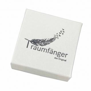 Traumfänger Ohrstecker grau ionenplattiert TFEC02GR - Vorschau 2