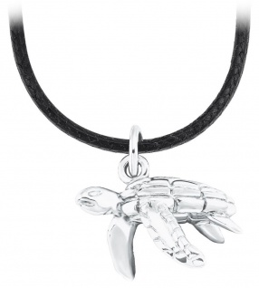 S.Oliver Ledercollier mit Schildkröte 2026056