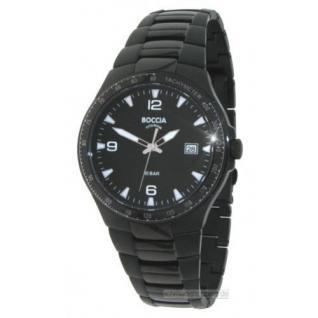 Boccia Herren Titan Uhr 3549-03