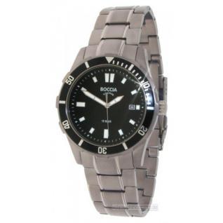 Boccia Herren Titan Uhr 3567-01