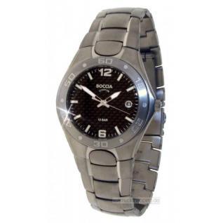 Boccia Herren Titan Uhr 3558-03