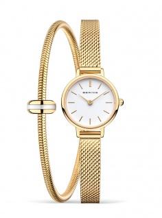 Bering Geschenk Set Klassik Gold 11022-334-Lovely-1-GWP