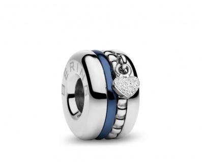 Bering Charm BeMy-1 Valentinstag 2020 Spezial blau