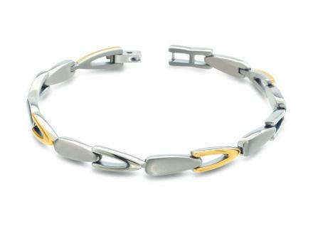Boccia Titan Armband bicolor 03033-02