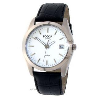 Boccia Herren Titan Uhr 3548-01