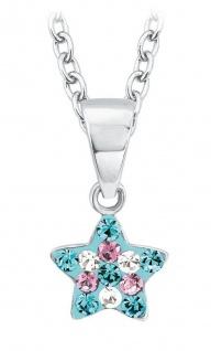 Prinzessin Lillifee Silberkette mit Stern-Anhänger 2013183