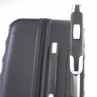 Koffer HWC-D54, Reisekoffer Hartschalenkoffer Trolley, 60x42x26cm 64l - Vorschau 5