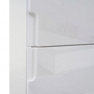 Hängeschrank HWC-B19, Midischrank Hochschrank Badezimmer Badmöbel, hochglanz 150x30cm ~ weiß - Vorschau 3