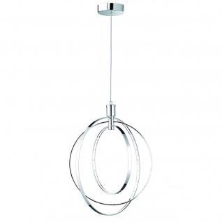 Reality|Trio LED Pendelleuchte RL145, Hängeleuchte Hängelampe, inkl. Leuchtmittel EEK A 13W