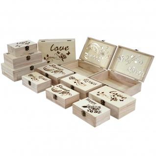 12er set holzbox t281 aufbewahrungsbox geschenkbox kaufen bei mendler vertriebs gmbh. Black Bedroom Furniture Sets. Home Design Ideas