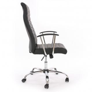 Bürostuhl Chefsessel Cagliari, ergonomische Form - Vorschau 2