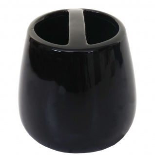 5-teiliges Badset HWC-C72, WC-Garnitur Badezimmerset Badaccessoires, Keramik - Vorschau 3