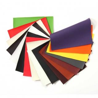 Farbmuster für Möbel Mikrofaser, Kunstleder, Leder