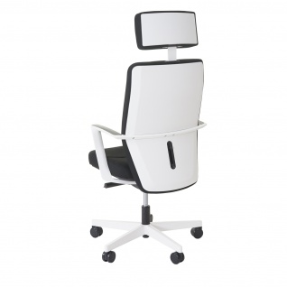 Bürostuhl MERRYFAIR Luton, Schreibtischstuhl, Sliding-Funktion Textil ISO9001 130kg belastbar - Vorschau 2