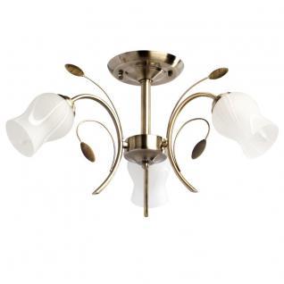 Deckenleuchte MW201, Deckenlampe, 3-flammig, Ø=50cm