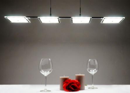 LED-Hängeleuchte HW177, Hängelampe Pendelleuchte Deckenleuchte, 4-flammig 4x5W EEK A - Vorschau 3