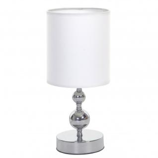 Tischlampe HW157, Tischleuchte Nachttischlampe, E27