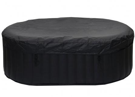 Whirlpool HWC-E32, 2 Personen In-/Outdoor heizbar aufblasbar inkl. Tisch 190x120cm FI-Schalter + Zubehör - Vorschau 3