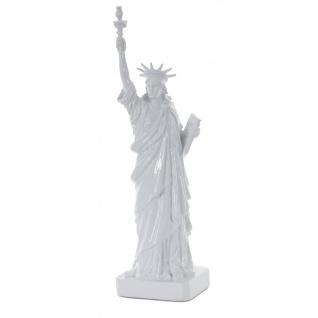 Deko Figur Freiheitsstatue 40cm, Polyresin USA, In-/Outdoor
