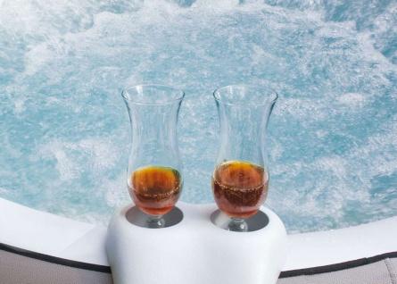 Comfort-Set für Whirlpool MSpa M-021LS M-009LS/019LS HWC-A62, Nackenstütze Getränkehalter, Zubehör - Vorschau 2