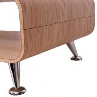 Couchtisch HWC-B97 XXL, Tisch Loungetisch Club Tisch, 33x90x60cm Eiche natur - Vorschau 4