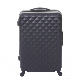 Koffer HWC-D54, Reisekoffer Hartschalenkoffer Trolley, 60x42x26cm 64l - Vorschau 2