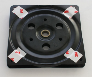 3x Modul-Würfelregal Standregal M73, 100x 34 x 29 cm, 3x Tür weiß - Vorschau 5
