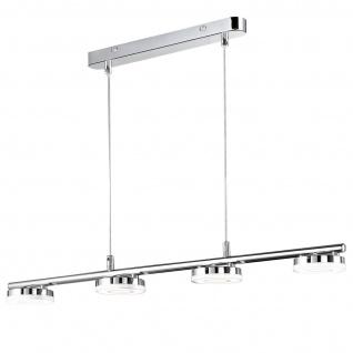 Reality|Trio LED-Pendelleuchte RL147, Hängeleuchte, 4-flammig 4x4W EEK A++ - Vorschau 3