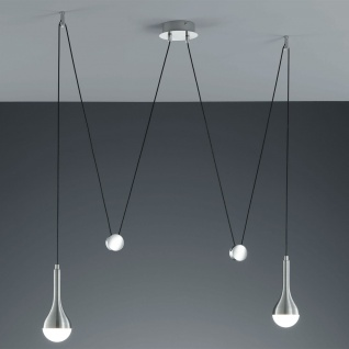 Trio LED Pendelleuchte RL199, Hängeleuchte Hängelampe, inkl. LEDs EEK A+ 9W - Vorschau 3