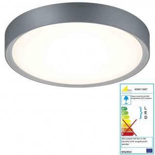 Trio LED Deckenleuchte RL175, Deckenlampe Badleuchte IP44, inkl. Leuchtmittel EEK A+ 18W - Vorschau 4