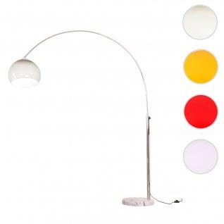 Reality|Trio Bogenlampe Lounge Deal, Höhe: 2, 06m, Schirm: 40cm ~ braun-durchsichtig