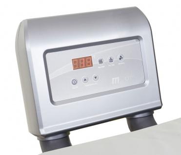 Whirlpool MSpa HWC-A62 Glow, 4 Personen In-/Outdoor LED heizbar aufblasbar Ø 180cm FI-Schalter - Vorschau 3
