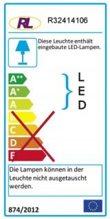 Reality|Trio LED-Pendelleuchte RL147, Hängeleuchte, 4-flammig 4x4W EEK A++ - Vorschau 2