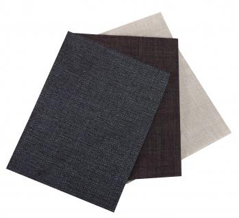 Farbmuster für Möbel aus Textil