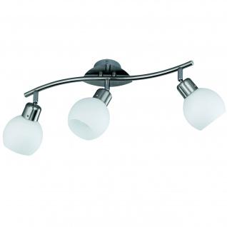 Reality/Trio Deckenleuchte Deckenlampe inkl. LED Leuchtmittel ~ 3 Spots