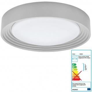 EGLO LED Deckenleuchte RL189, Deckenlampe Badleuchte, inkl. Leuchtmittel EEK A+ 11W - Vorschau 3