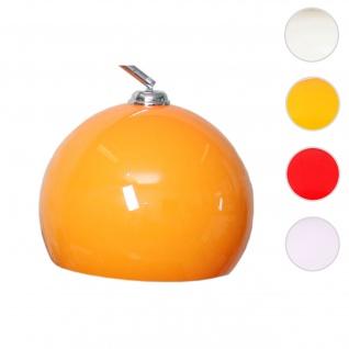 Schirm f. Bogenlampe LOUNGE DEAL II Ø 40cm orange - Vorschau 1