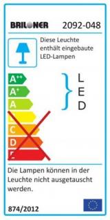 Briloner LED Deckenleuchte RL191, Deckenlampe Badlampe, inkl. Leuchtmittel EEK A+ 13, 5W 3-flammig - Vorschau 2