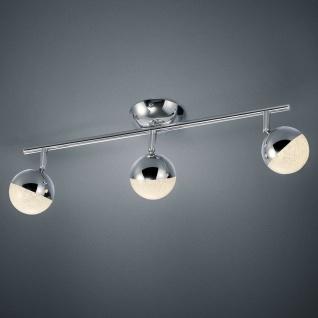 Trio LED Deckenleuchte RL207, Deckenlampe ~ 3-flammig 11, 4W - Vorschau 2