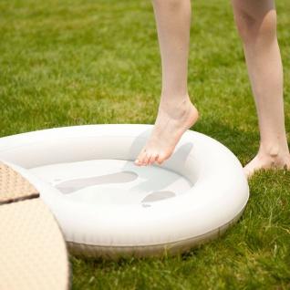 Fußbad für Whirlpool MSpa M-021LS M-009LS/019LS HWC-A62, Fussbad, aufblasbar Zubehör - Vorschau 4