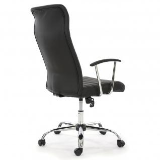 Bürostuhl Chefsessel Cagliari, ergonomische Form - Vorschau 3