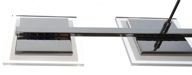 LED-Hängeleuchte HW177, Hängelampe Pendelleuchte Deckenleuchte, 4-flammig 4x5W EEK A - Vorschau 5