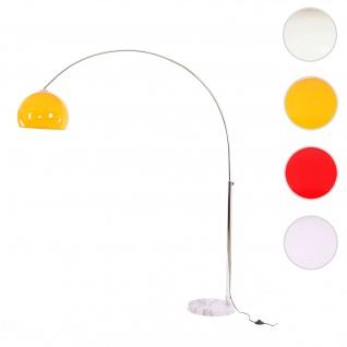 Reality|Trio Bogenlampe Lounge Deal, Höhe: 2, 06m, Schirm: 40cm ~ orange