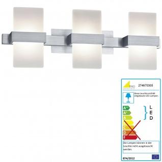 Trio LED Wandleuchte RL179, Strahler Wandlampe, inkl. Leuchtmittel EEK A+ 13, 5W