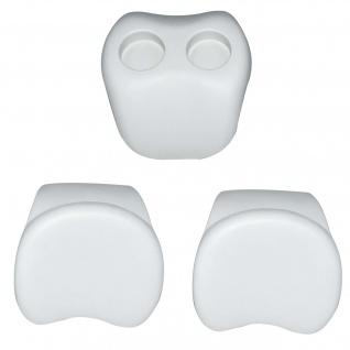 Comfort-Set für Whirlpool MSpa M-021LS M-009LS/019LS HWC-A62, Nackenstütze Getränkehalter, Zubehör - Vorschau 5
