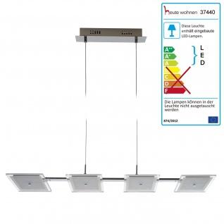 LED-Hängeleuchte HW177, Hängelampe Pendelleuchte Deckenleuchte, 4-flammig 4x5W EEK A