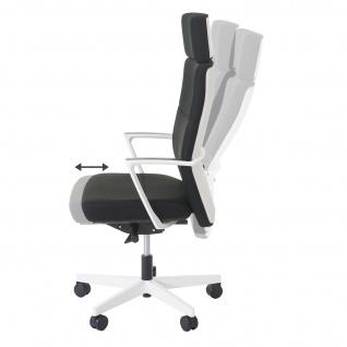 Bürostuhl MERRYFAIR Luton, Schreibtischstuhl, Sliding-Funktion Textil ISO9001 130kg belastbar - Vorschau 3