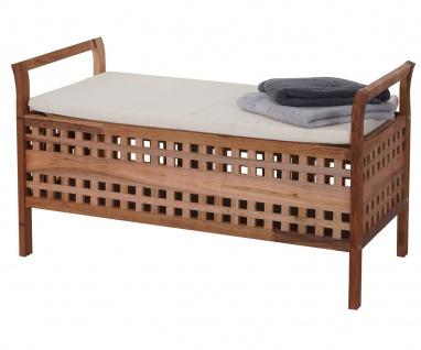 sitzbank mit auflage online bestellen bei yatego. Black Bedroom Furniture Sets. Home Design Ideas